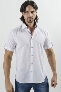 short sleeve dress shirt style « Bella Forte Glass Studio
