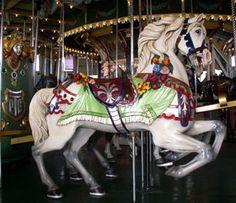 paragon-carousel-horse-PTC #85