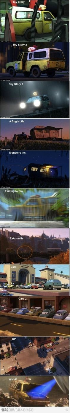 just pixar