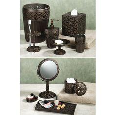 Marrakesh Bathroom Accessories