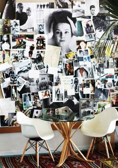 Photo Wall Ideas – Make Your Gallery Wall Amazing With These Ideas – Creative Home Office Design Best Photo Collage, Photo Wall Collage, Picture Wall, Inspiration Wall, Interior Inspiration, Inspirations Boards, Amazing Photo Gallery, Cool Wall Decor, Studios