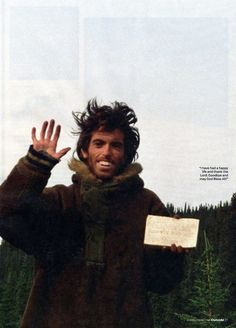 53 Best Chris Mccandless Images Wilderness Into The