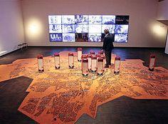 Munich's Jewish Museum celebrates anniversary - Israel Jewish Scene, Ynetnews Museum Exhibition Design, Exhibition Display, Exhibition Space, Design Museum, Interaktives Design, Ecole Design, Display Design, Interactive Exhibition, Interactive Installation
