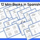 This set of mini-books will help your students remember vocabulary you have already explored in your classes.  The mini-books include simple vocabu...