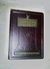Vintage American Rifleman Magazine Lot of 10 in Nice NRA Binder
