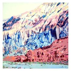 "Saatchi Art Artist Chloe Henderson; Painting, ""Uranium II"" #art"