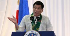 Rodrigo Duterte Says Donald Trump Endorses His Violent Antidrug Campaign - The New York Times
