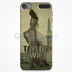 Taylor Swift Red Album iPod Touch 6 Case | casefantasy