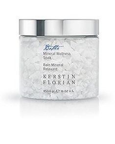 Kerstin Florian  Mineral Wellness Soak 16 oz >>> Check out the image by visiting the link.
