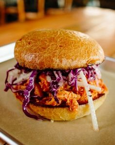How to make your own Pulled Pork Sandwich