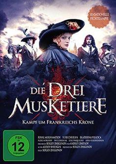 Die Drei Musketiere - Kampf um Frankreichs Krone - Mylady und Athos (Russland 2014)