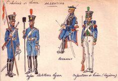 Miniaturas militares de la historia argentina: Guerra contra el Brasil