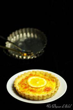 Un dejeuner de soleil: Tarte à l'orange inspirée de Conticini