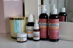 Essano Vitamin C Brightening Skincare Vitamin C, Cleanse, Moisturizer, Skincare, Mint, Range, Bottle, Blog, Moisturiser