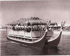 Marco Islander Tiki boat. I remember this!