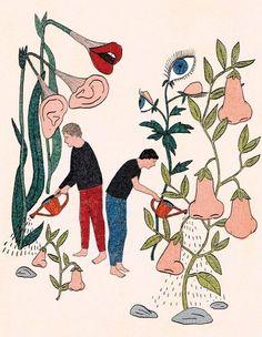 荷兰的研究人员用实验证明,文化经历会影响人的感官认知。比如让美国人描述他们本应该熟悉的植物气味时,嚼口香糖的人会联想到口香糖,而不是相应的植物。而生活较为原始的马来西亚人则能准确描述气味。研究小组还发现,有几个社会——使用波斯语、土耳其语和萨波特克语的人——用来描述音调或声音频率的形容词是粗和细,而不是英语和荷兰语使用者说的高和低。在后来的实验中,研究者证明了这些隐喻效力强大,足以影响人们的知觉。当荷兰语使用者听到一个音,同时看到高度与之不匹配的条块(例如,听到一个高音,看到的却是较低的条块),然后被要求唱出这个音的时候,从他们口中发的音调会比较低。但当他们看到粗细不同的条块时,知觉不会受到影响。当波斯语使用者听到声音,并看到粗细与之不匹配的条块时……研究报告发表在《Mind & Language》上: http://pubman.mpdl.mpg.de/pubman/item/escidoc:1578141:9/component/escidoc:2056441/levinson_majid_M_L_2014.pdf