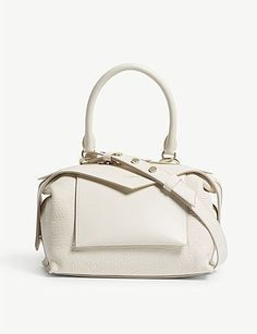 dfaa0ffa70e1 GIVENCHY Sway leather shoulder bag - Sale! Up to 75% OFF! Shop at