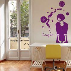 ウォールステッカー【ハリーアート / harry art】は転写式で自由にレイアウトできます。猫、木、窓、リビング、トイレ、キッチン、天井、子供部屋、アクセントに!