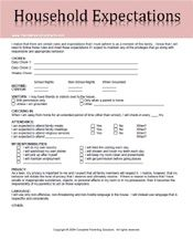 Parent teen contracts sites — img 12