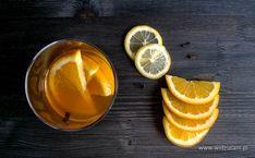 herbata pomarańczowa z goździkami