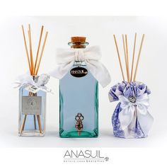 Aroma Stick e garrafa Decor com torneira KIT ANASUIL  http://www.anasuilblog.blogspot.com.br/