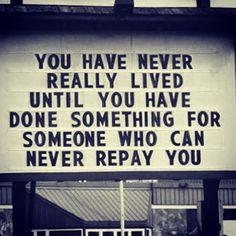 Selfless good deeds/ Jaime King Instagram
