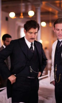 """Clive owen """"The knick"""""""