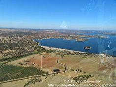 A Terceira Dimensão - Fotografia Aérea: Barragem do Caia