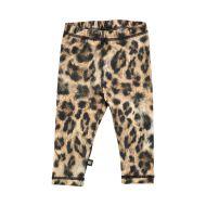 Molo Stefanie Pants Leopard Fur