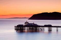 Llandudno, Nordwales. Einer der beeindruckendsten Orte in Großbritannien #OMGB