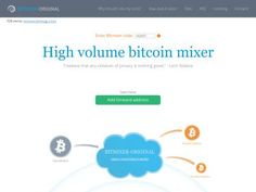 #Bitcoin mixer original high quality we safe your privacy and anonymity a huge reserve of bitcoins are available for instant mixing. https://bitmixer-original.com