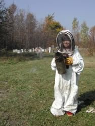 Ontario Beekeepers Association Kids Zone... lots of great info about bees, all written kid style.