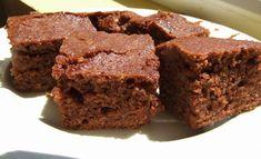Negresa de post | Retete culinare cu Laura Sava - Cele mai bune retete pentru intreaga familie Meatloaf, Mai, Desserts, Tailgate Desserts, Deserts, Postres, Dessert, Plated Desserts