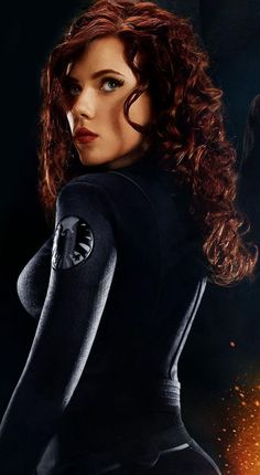 """Marvel has confirmed a """"Black Widow"""" solo film is in """"development"""".While this may excite those yearning to see more of Scarlett Johansson's character or to see a femal. Marvel Comics, Heros Comics, Marvel Heroes, Marvel Characters, Captain Marvel, Captain America, Scarlett Johansson, Black Widow Scarlett, Black Widow Natasha"""