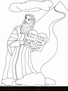 Baby Moses Coloring Page Tapestry Of Grace Year 1 Pinterest And Bible Stories