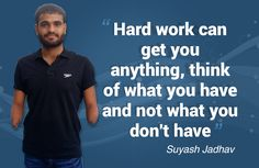Para-swimmer Suyash Jadhav Speaks About His Journey to #Rio2016 #Paralympics in an Exclusive Interview by SwimIndia.  Visit #SwimIndia‬ for complete interview coverage.