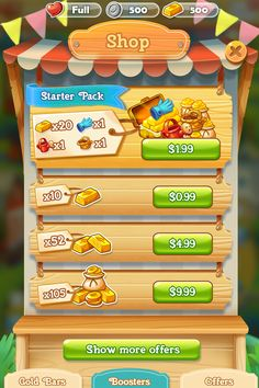 Farm Heroes Super Saga on Behance