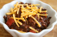 Mom's Spicy Chili fo