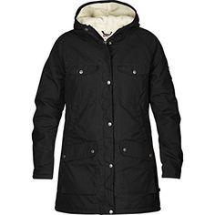 (フェールラーベン) Fjallraven レディース アウター ジャケット Greenland Winter Parka 並行輸入品  新品【取り寄せ商品のため、お届けまでに2週間前後かかります。】 カラー:Black カラー:ブラック 詳細は http://brand-tsuhan.com/product/%e3%83%95%e3%82%a7%e3%83%bc%e3%83%ab%e3%83%a9%e3%83%bc%e3%83%99%e3%83%b3-fjallraven-%e3%83%ac%e3%83%87%e3%82%a3%e3%83%bc%e3%82%b9-%e3%82%a2%e3%82%a6%e3%82%bf%e3%83%bc-%e3%82%b8%e3%83%a3%e3%82%b1-2/
