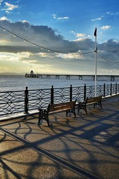 Clevedon Pier, Somerset, England: this is where my family lives Somerset England, England And Scotland, England Uk, London England, North Somerset, British Seaside, British Isles, Wales, Great Britain