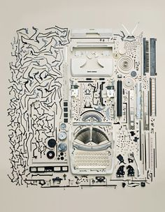 Todd McLellan's Old Typewriter - 20x200