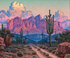 Arizona, Jose Aceves (Superstition Mountains)