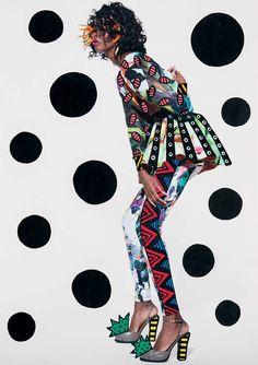 what about mag — ana strumpf Pop Art Fashion, Arte Fashion, Fashion Images, Fashion Design, Fashion Photography Inspiration, Vintage Fashion Photography, Art Photography, Style Inspiration, Photoshoot Inspiration