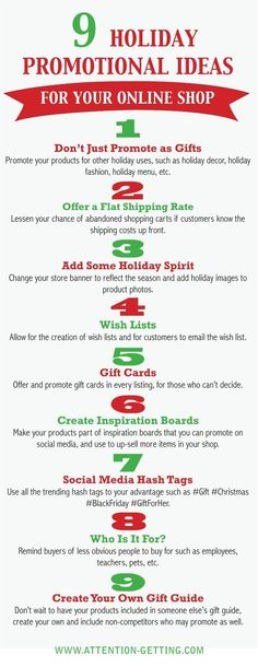 8 Creative Holiday Marketing and Promotional Ideas for Your Online Shop