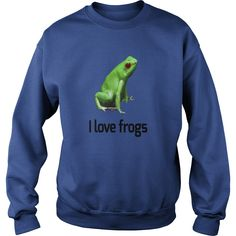 T-Shirt gift - I love frogs - Mens Premium T-Shirt  #gift #ideas #Popular #Everything #Videos #Shop #Animals #pets #Architecture #Art #Cars #motorcycles #Celebrities #DIY #crafts #Design #Education #Entertainment #Food #drink #Gardening #Geek #Hair #beauty #Health #fitness #History #Holidays #events #Home decor #Humor #Illustrations #posters #Kids #parenting #Men #Outdoors #Photography #Products #Quotes #Science #nature #Sports #Tattoos #Technology #Travel #Weddings #Women
