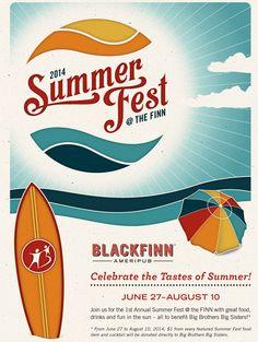 Blackfinn Gives BIG This Summer