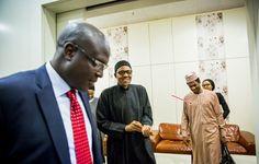 Commotion Here! Buhari's son Yusuf is already breaking Nigerian women's heart (Look)