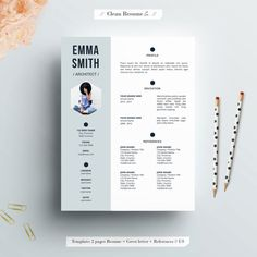Clean Resume Co. provides editable resume templates that will help you highlight your skills and experience when applying for you dream job. Use
