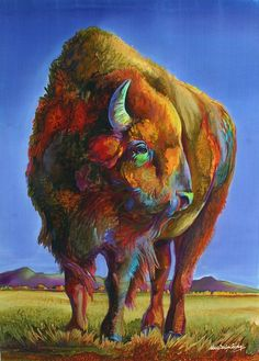 Nancy Cawdrey - Western Contemporary Artist In Bigfork Montana