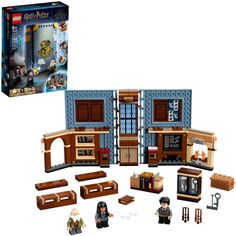 Lego Harry Potter, Harry Potter Movies, Harry Potter Hogwarts, Cho Chang, Lego Hogwarts, Building Sets For Kids, Building Toys, Legos, Head Of Ravenclaw